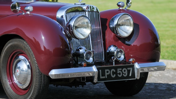 1947 Triumph Roadster For Sale (picture 81 of 120)