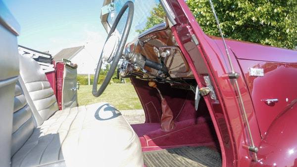 1947 Triumph Roadster For Sale (picture 47 of 120)