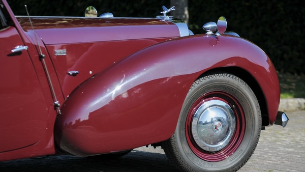 1947 Triumph Roadster For Sale (picture 80 of 120)