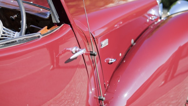 1947 Triumph Roadster For Sale (picture 83 of 120)
