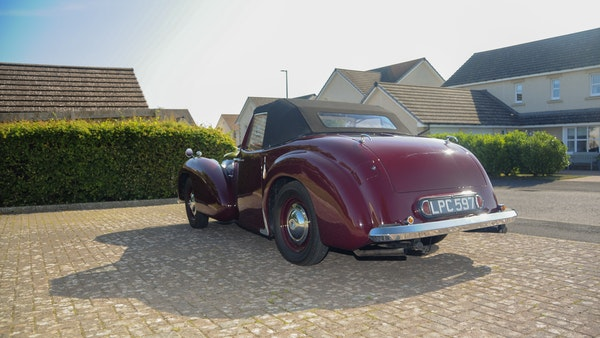 1947 Triumph Roadster For Sale (picture 8 of 120)