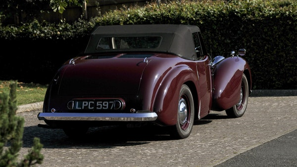 1947 Triumph Roadster For Sale (picture 5 of 120)