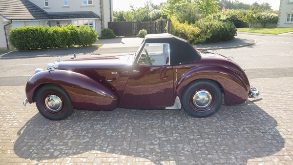 1947 Triumph Roadster For Sale (picture 10 of 120)