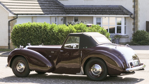 1947 Triumph Roadster For Sale (picture 120 of 120)