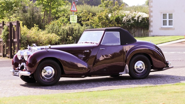 1947 Triumph Roadster For Sale (picture 118 of 120)