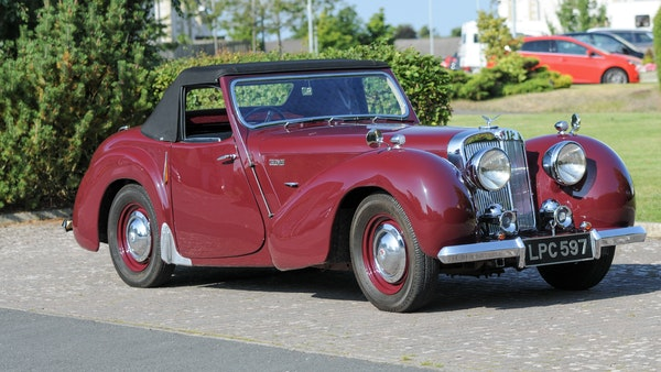 1947 Triumph Roadster For Sale (picture 1 of 120)