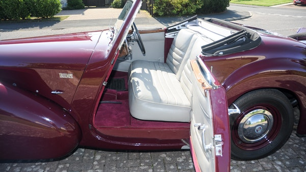 1947 Triumph Roadster For Sale (picture 25 of 120)