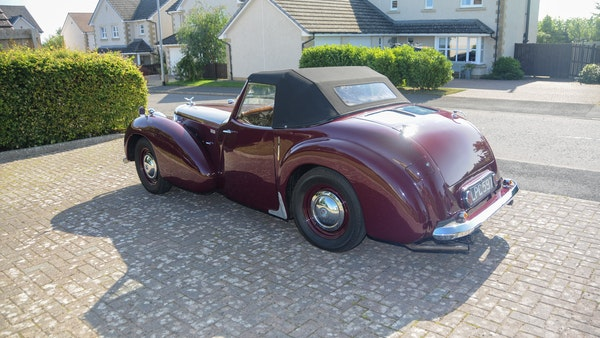 1947 Triumph Roadster For Sale (picture 9 of 120)