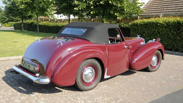 1947 Triumph Roadster For Sale (picture 15 of 120)