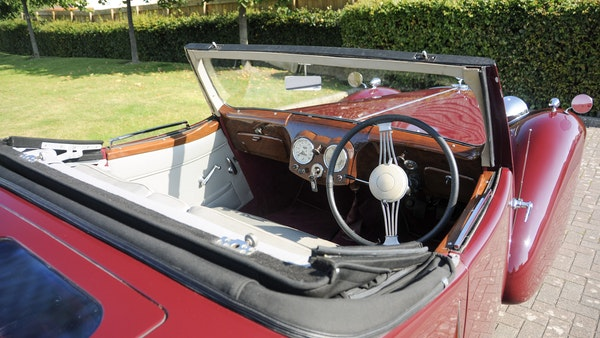 1947 Triumph Roadster For Sale (picture 26 of 120)