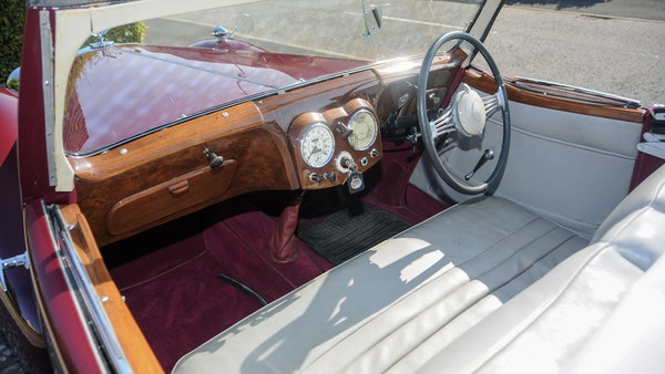 1947 Triumph Roadster For Sale (picture 24 of 120)