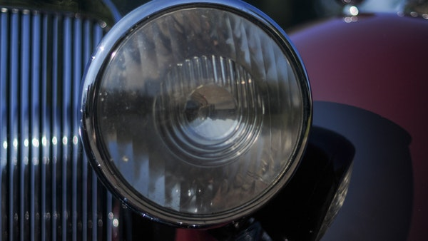 1947 Triumph Roadster For Sale (picture 73 of 120)