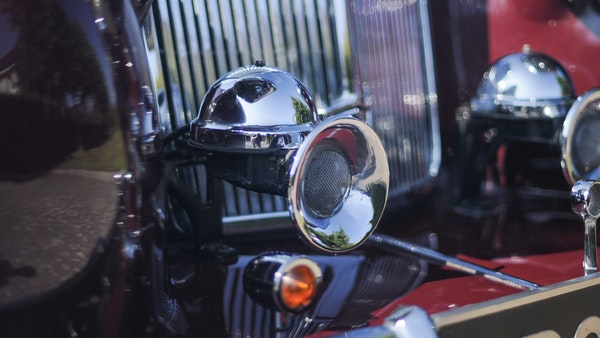 1947 Triumph Roadster For Sale (picture 68 of 120)
