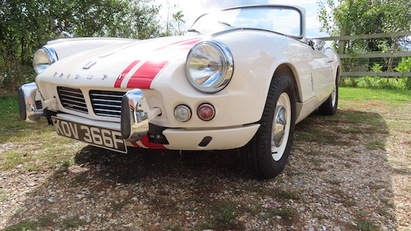 1967 Triumph Spitfire MkIII For Sale (picture 15 of 68)