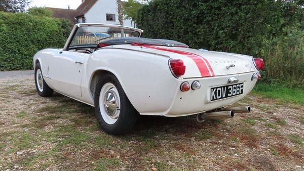 1967 Triumph Spitfire MkIII For Sale (picture 17 of 68)