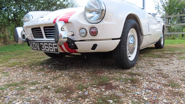 1967 Triumph Spitfire MkIII For Sale (picture 14 of 68)