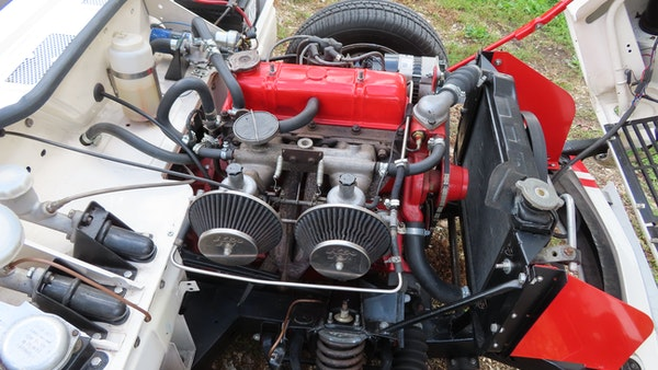 1967 Triumph Spitfire MkIII For Sale (picture 47 of 68)