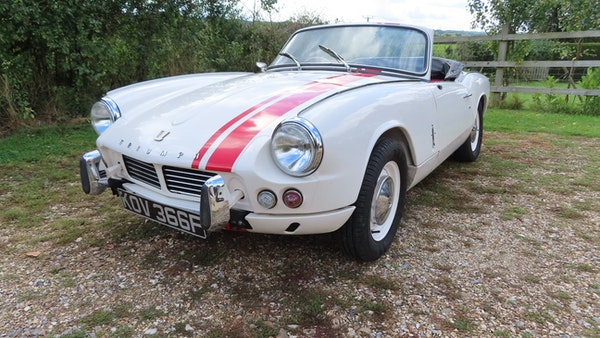 1967 Triumph Spitfire MkIII For Sale (picture 11 of 68)