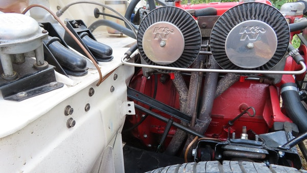 1967 Triumph Spitfire MkIII For Sale (picture 51 of 68)