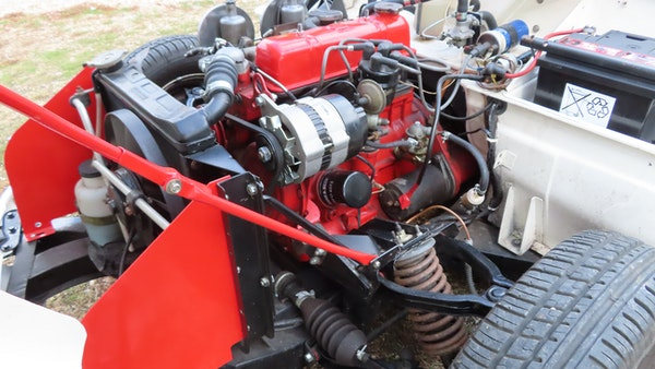 1967 Triumph Spitfire MkIII For Sale (picture 52 of 68)