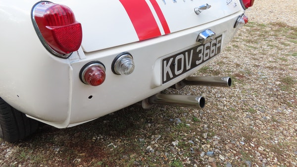 1967 Triumph Spitfire MkIII For Sale (picture 36 of 68)
