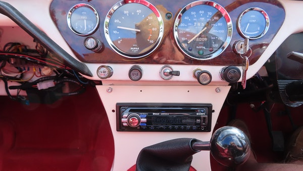 1967 Triumph Spitfire MkIII For Sale (picture 30 of 68)