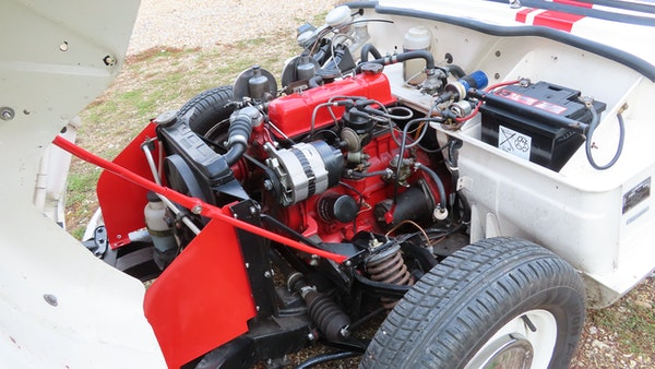 1967 Triumph Spitfire MkIII For Sale (picture 54 of 68)