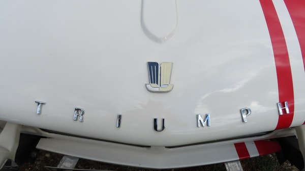 1967 Triumph Spitfire MkIII For Sale (picture 33 of 68)