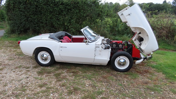 1967 Triumph Spitfire MkIII For Sale (picture 9 of 68)
