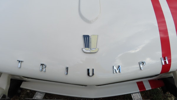 1967 Triumph Spitfire MkIII For Sale (picture 32 of 68)
