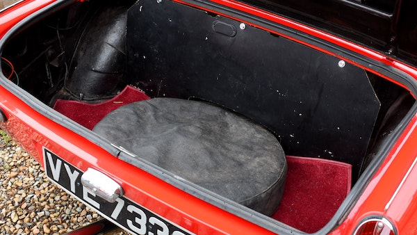 1968 Triumph Spitfire Mk. III For Sale (picture 100 of 131)
