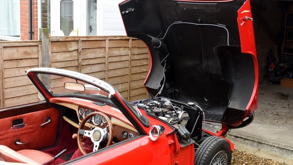 1968 Triumph Spitfire Mk. III For Sale (picture 111 of 131)