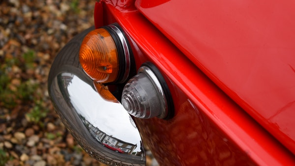 1968 Triumph Spitfire Mk. III For Sale (picture 82 of 131)