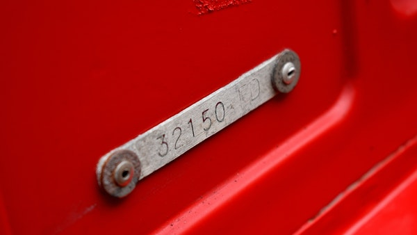 1968 Triumph Spitfire Mk. III For Sale (picture 103 of 131)