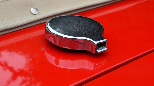 1968 Triumph Spitfire Mk. III For Sale (picture 72 of 131)