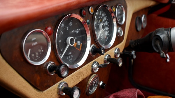 1968 Triumph Spitfire Mk. III For Sale (picture 25 of 131)