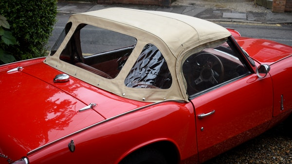 1968 Triumph Spitfire Mk. III For Sale (picture 86 of 131)