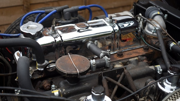 1968 Triumph Spitfire Mk. III For Sale (picture 117 of 131)