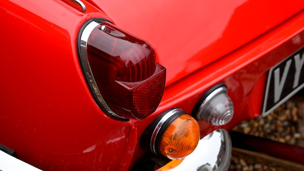 1968 Triumph Spitfire Mk. III For Sale (picture 81 of 131)