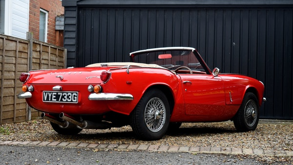 1968 Triumph Spitfire Mk. III For Sale (picture 13 of 131)
