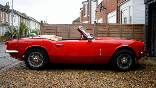 1968 Triumph Spitfire Mk. III For Sale (picture 6 of 131)