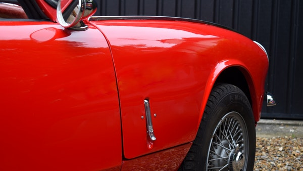 1968 Triumph Spitfire Mk. III For Sale (picture 48 of 131)