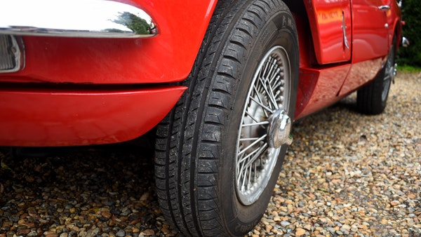 1968 Triumph Spitfire Mk. III For Sale (picture 18 of 131)