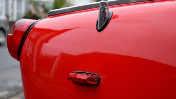 1968 Triumph Spitfire Mk. III For Sale (picture 74 of 131)