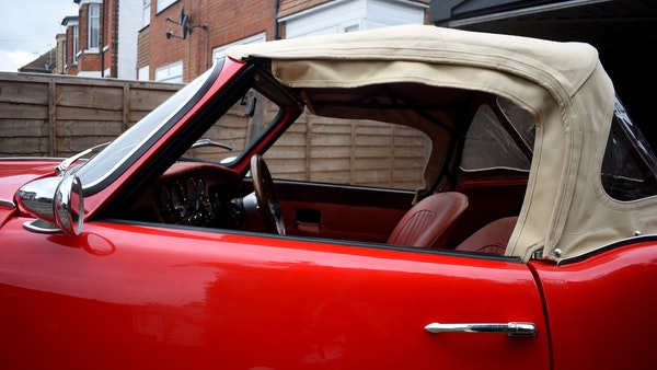 1968 Triumph Spitfire Mk. III For Sale (picture 89 of 131)