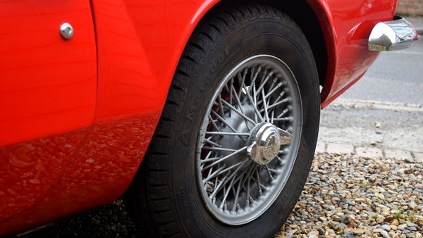 1968 Triumph Spitfire Mk. III For Sale (picture 24 of 131)