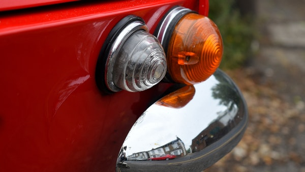 1968 Triumph Spitfire Mk. III For Sale (picture 78 of 131)