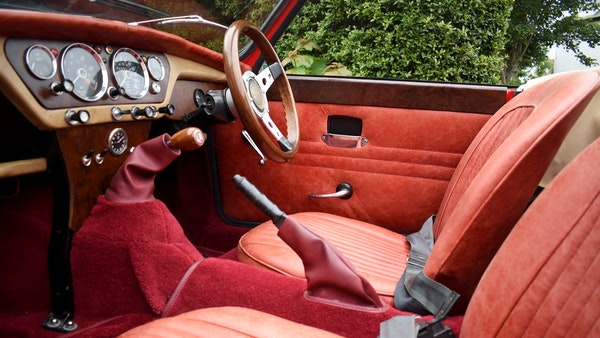 1968 Triumph Spitfire Mk. III For Sale (picture 31 of 131)