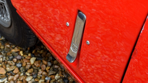 1968 Triumph Spitfire Mk. III For Sale (picture 60 of 131)