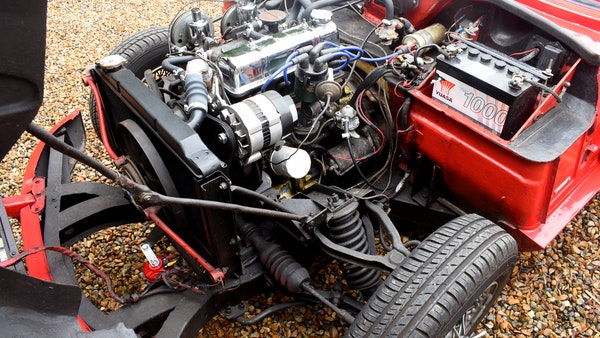 1968 Triumph Spitfire Mk. III For Sale (picture 123 of 131)